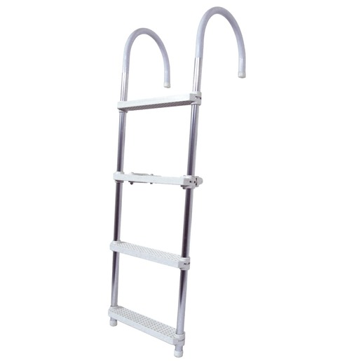 GUNWHALE HOOK LADDER 4 STEP HD