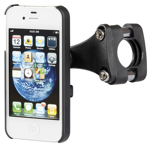 Bicycle Bracket Mount for iPhone 3G®/3GS®/4®/4S®